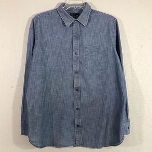 Banana Republic L/S Button Shirt size XXL